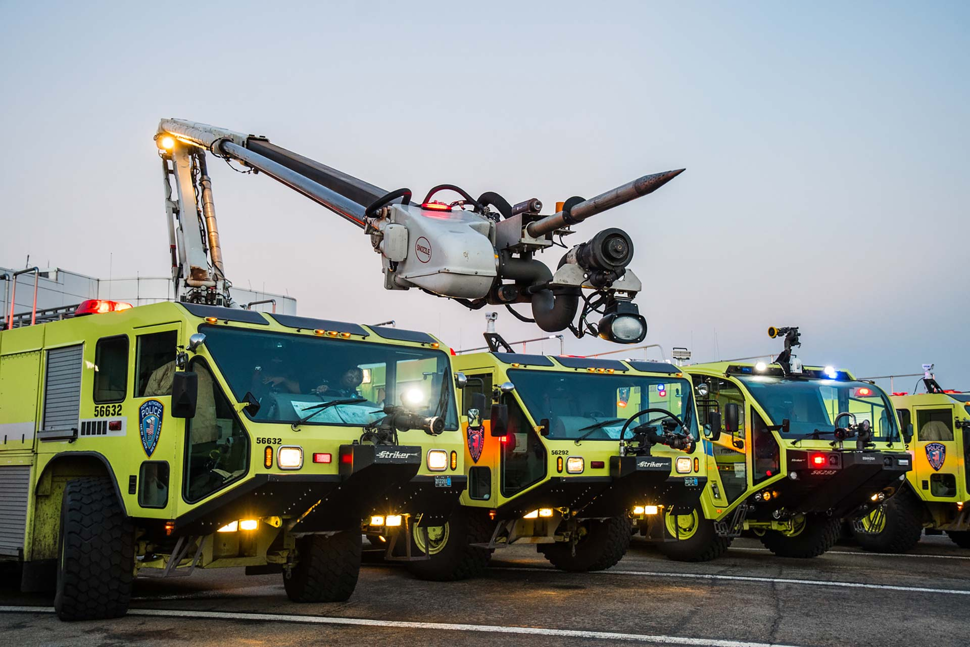 Aircraft Rescue and Firefighting