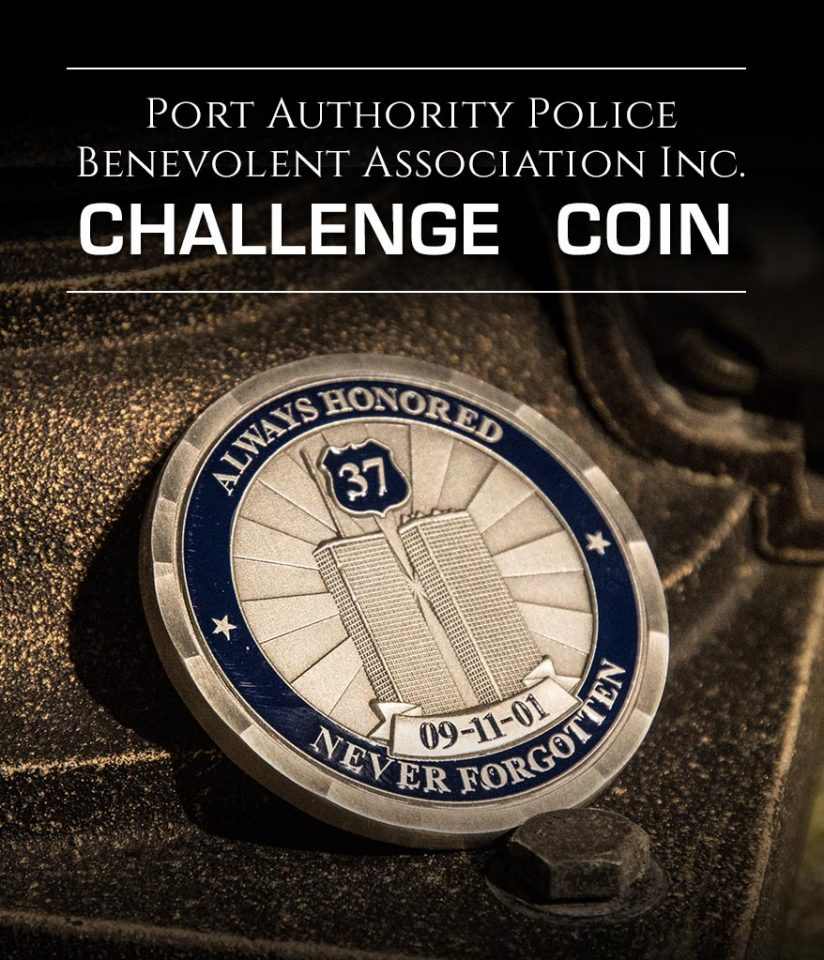 PAPBA Challenge Coin